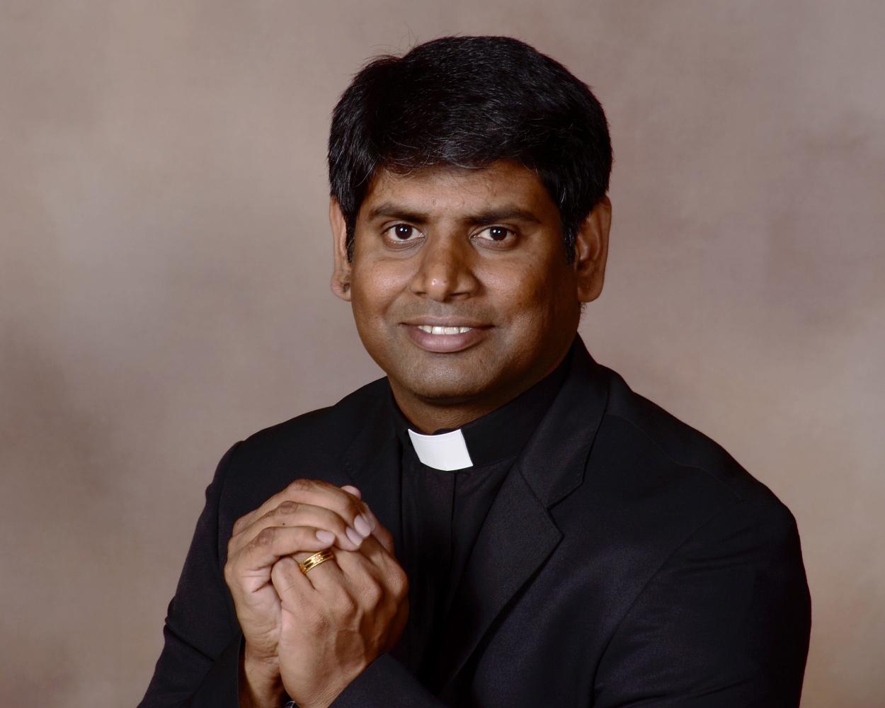 Fr Xavier Arockiasamy Santiago 1