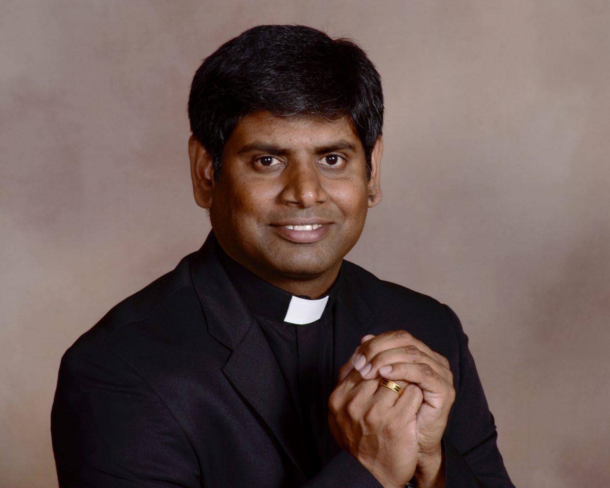 Fr Xavier Arockiasamy Santiago