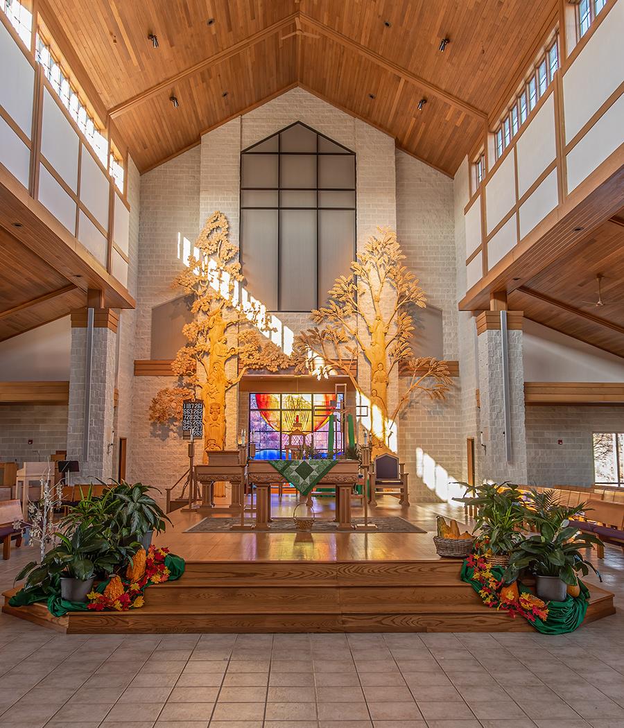 St Mary Magdalene Waupaca Altar