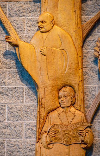 St Mary Magdalene Waupaca Dorothy and John