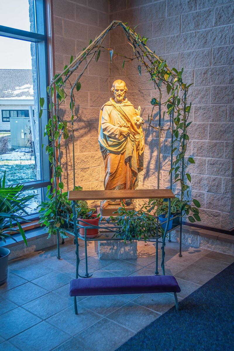 St Mary Magdalene Waupaca St Joseph Shrine