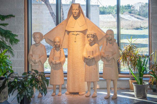 St Mary Magdalene Waupaca St. Katharine Drexel Shrine