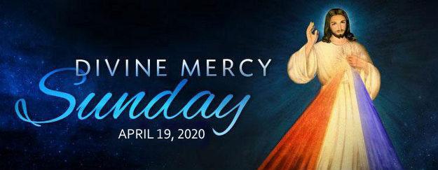 1 Divine Mercy Sunday 20202
