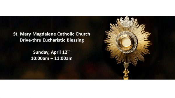 Eucharistic Blessing